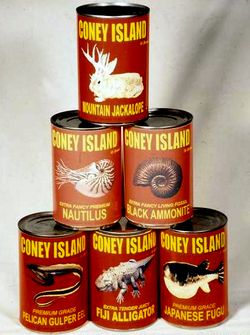 brand exotic canned foods
